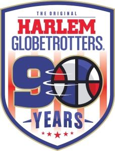 The Harlem Globetrotters logo (PRNewsFoto/The Harlem Globetrotters)