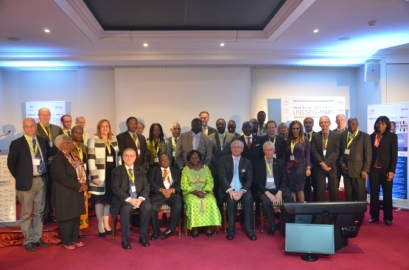 UNESCO-Merck Africa Research Summit - Geneva, Switzerland, October 19, 2015 (PRNewsFoto/Merck)